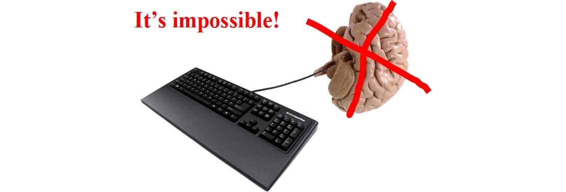 Искусственный разум - принципиальная схема. image.